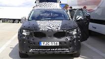 2018 Volvo XC40 new spy photos