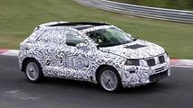 Volkswagen Polo crossover video