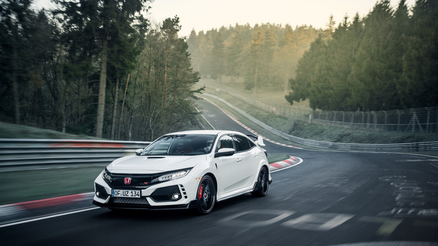 New 2017 Honda Civic Type R Costs From £299 A Month