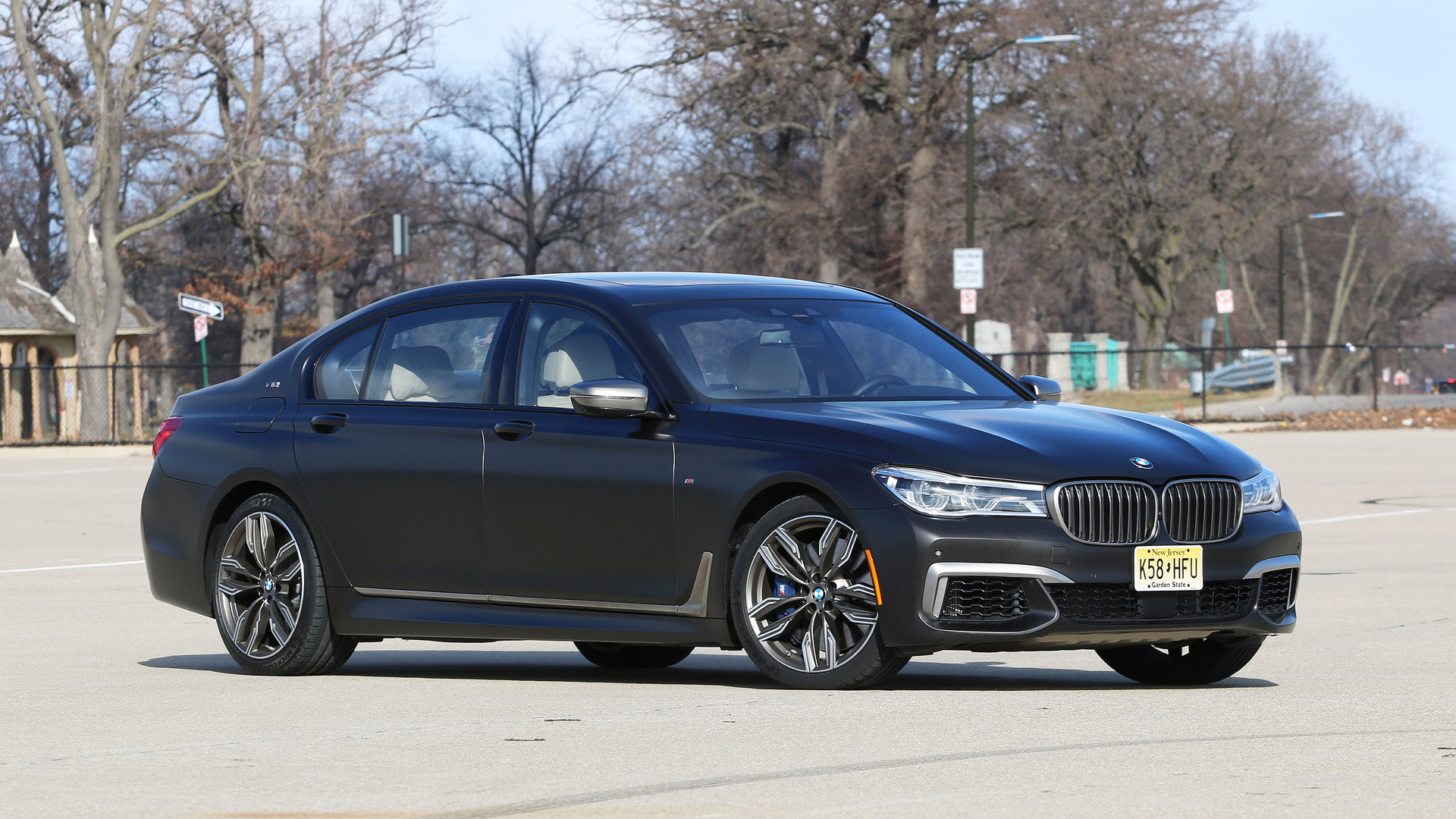 2017 BMW M760i Review The Fast And Luxurious