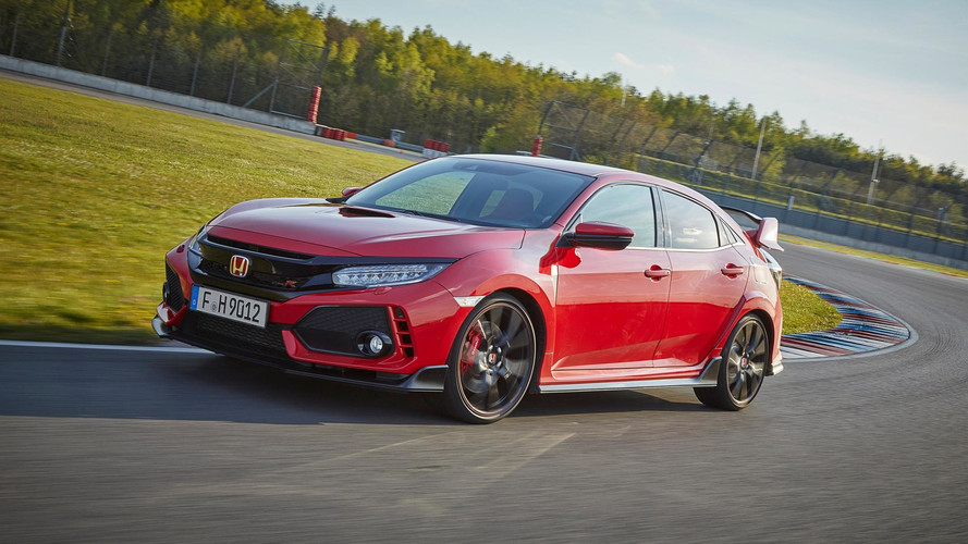 Honda Civic Type R - Fotoğraflar ve Videolar