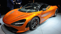 McLaren 720S - 2017 Cenevre Otomobil Fuarı