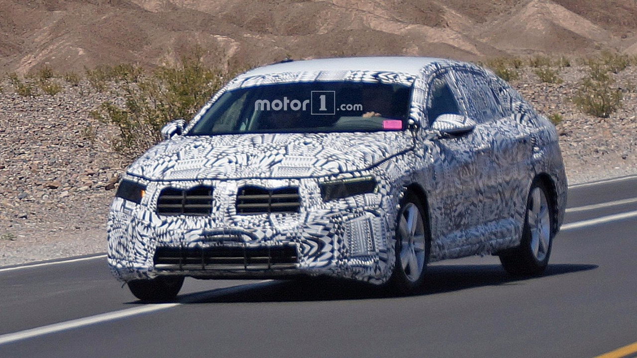 2018 volkswagen gli. Simple Volkswagen 2018 VW Jetta US Version Spy Photo To Volkswagen Gli E