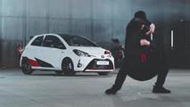 Toyota Yaris GRMN Ad