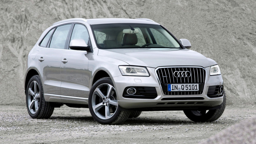Recall - Audi convoca Q5 e SQ5 por problema no airbag