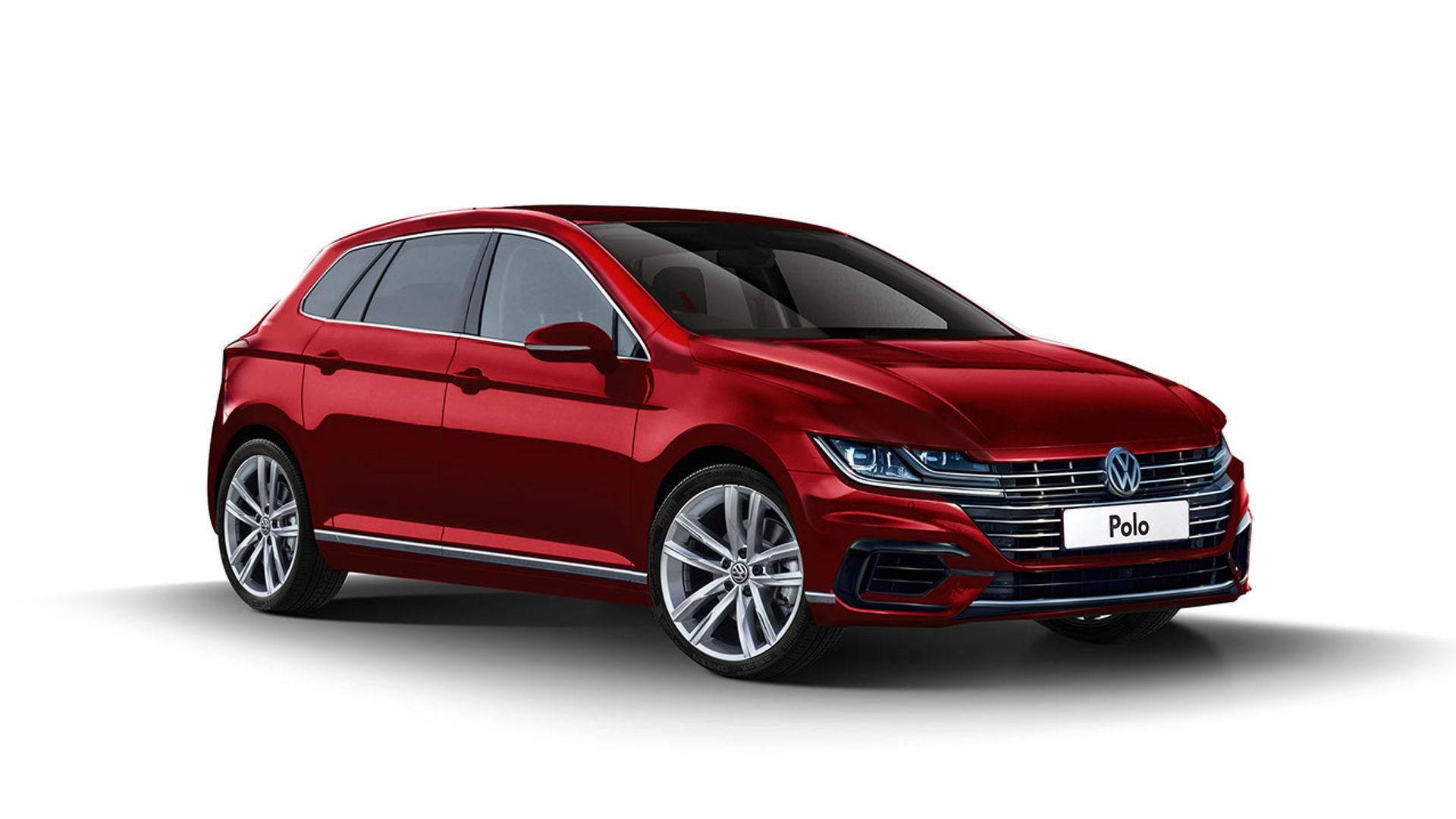 2018 VW Polo Looks Elegant In New Rendering
