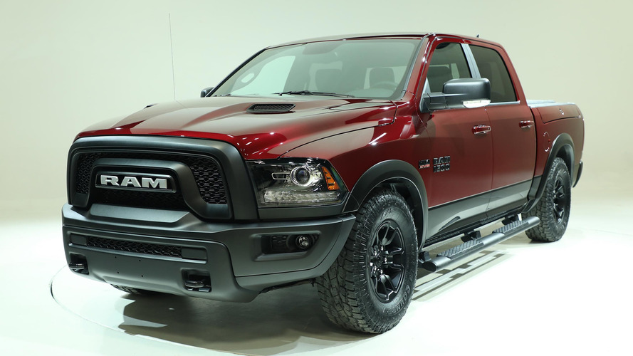 Ram 1500 Rebel Looks Bloody Good In Steak-Inspired Shade