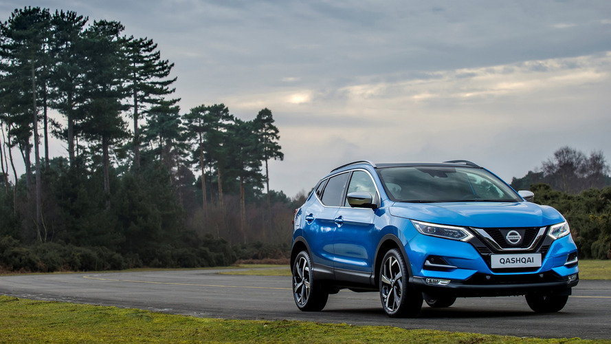 Qashqai, Nissan's Newest Little Crossover, Starts At Under $20,000