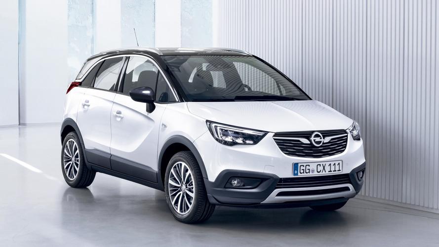 Opel Crossland X fiyatları belli oldu