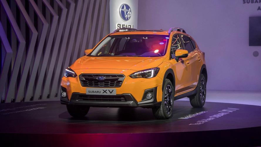2018 Subaru XV