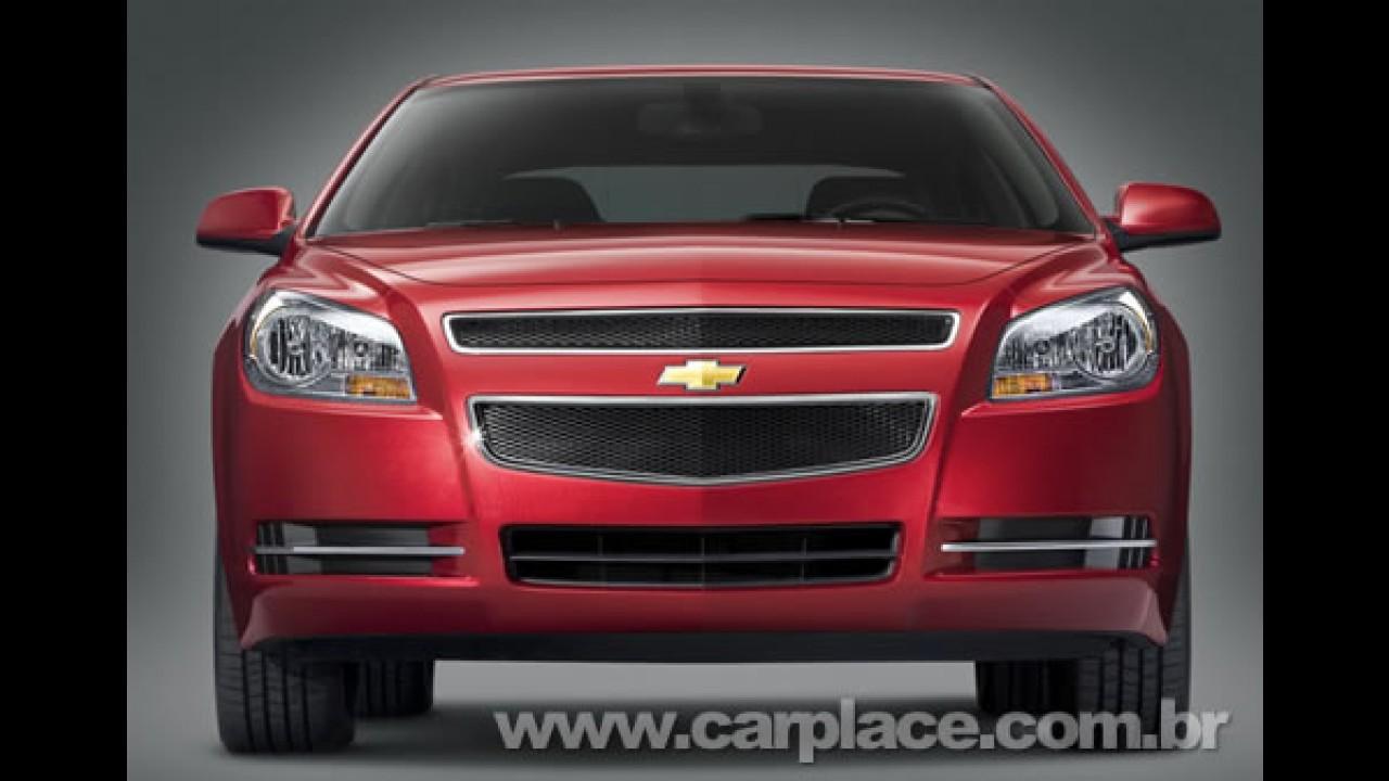 GM prentende renovar toda sua frota no Brasil com 20 novos modelos até 2012