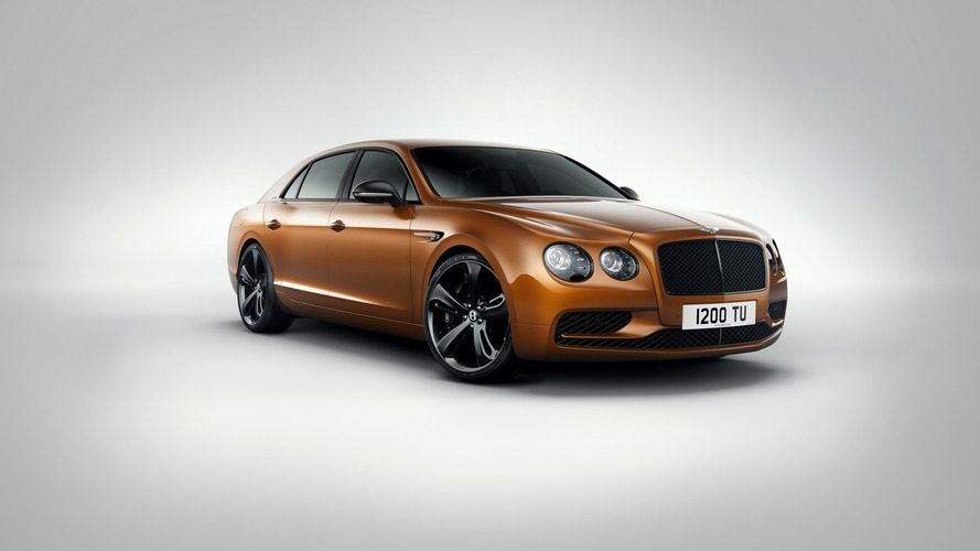 Bentley Flying Spur W12 S - Limousine Express