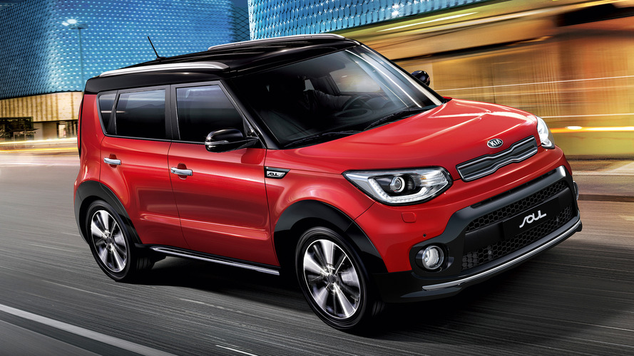 Kia Soul gets turbo power and styling tweaks in Europe