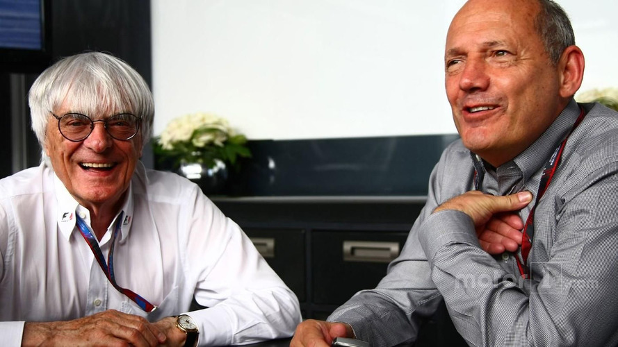 How Bernie manipulated a new points system into F1 in 2010