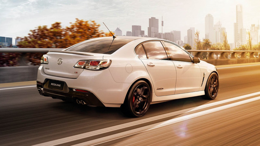 New Holden V8 sports car