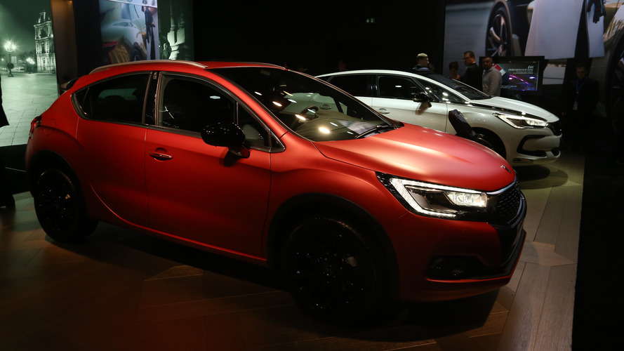 DS4 2016 Mondial de l'Automobile