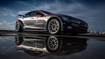 Tesla Model S Electric GT Racing