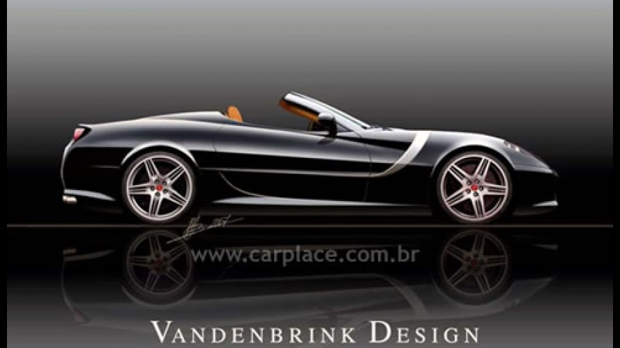 Vandenbrink GT: uma versão conversível da Ferrari 599 GTB