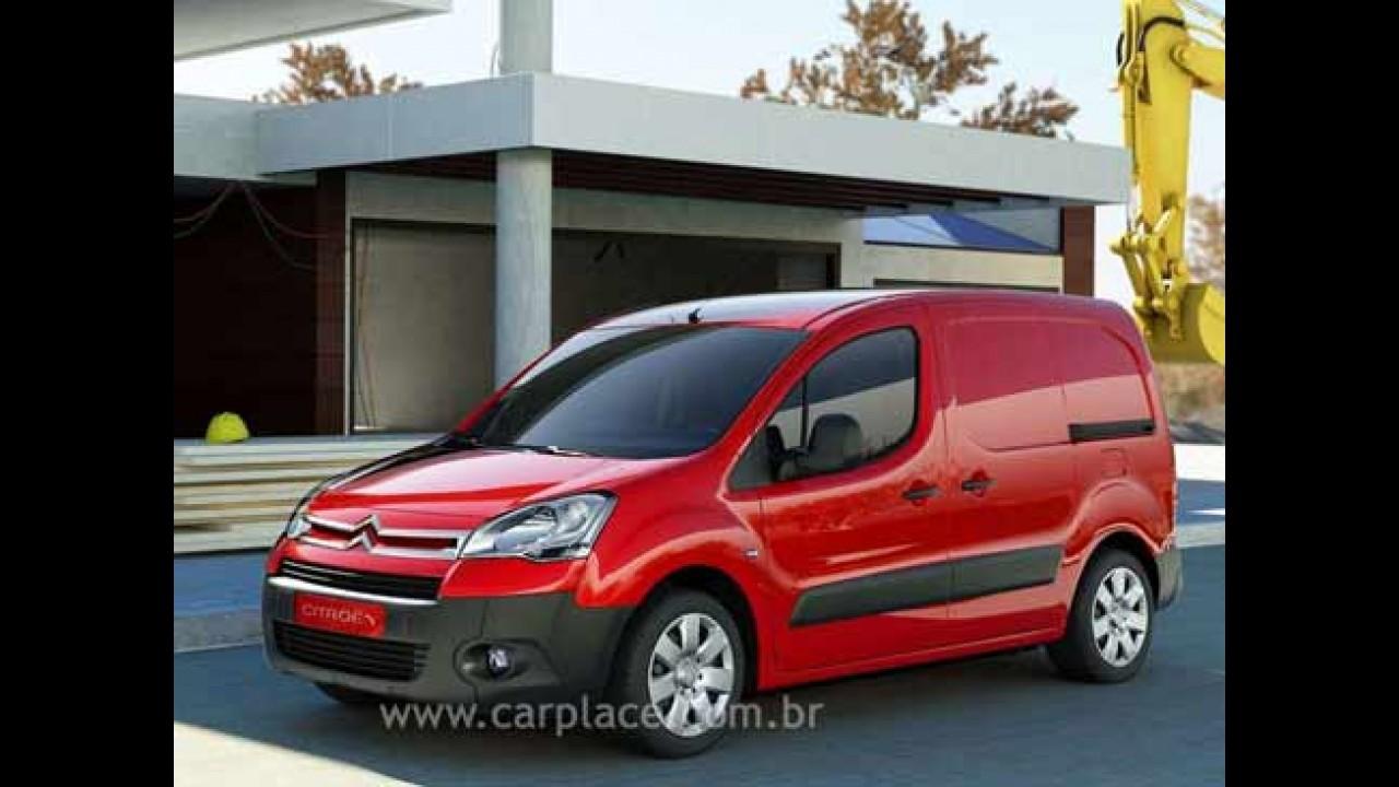 Citroën apresenta nova geração da multivan Berlingo