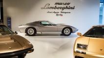 Lamborghini yenilenmiş müzesini açtı