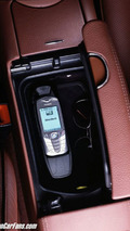 Mercedes factory-fitted Siemens CX 65 phone
