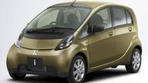 New Mitsubishi i Minicar