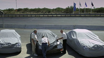 World Record for Mercedes E 320 CDI: In Detail