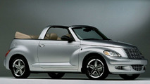 2005 Chrysler PT Cruiser Convertible GT