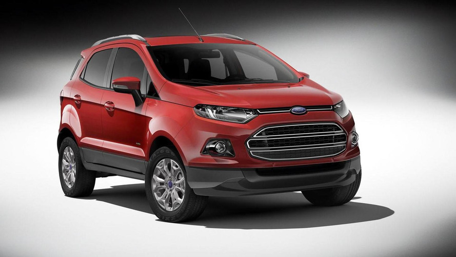 Ford Edge and EcoSport confirmed for Europe
