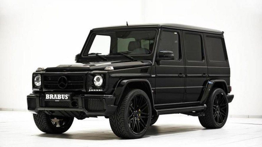 Brabus Widestar for 2013 G63 AMG revealed ahead of Essen debut [video]
