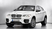 2012 BMW M Performance X6 M50d 25.01.2012