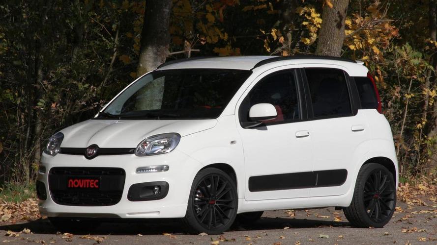 Fiat Panda prepared by Novitec