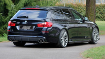 BMW 5-Series Touring (F11) tuning by Kelleners Sport 15.05.2012
