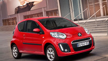 Citroen C1 facelift 28.02.2012