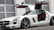Mercedes-Benz SLS AMG by Senner Tuning 28.12.2011