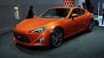 2012 Toyota GT 86 live in Tokyo - 30.11.2011