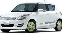 Suzuki Swift EV Hybrid concept - low res - 08.11.2011
