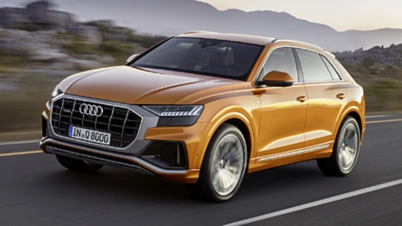 2019 Audi Q8 First Drive: I Can Feel Your Halo