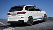 2020 BMW X5 M render
