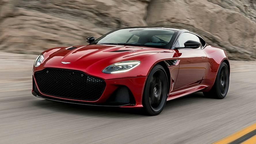 725 lóerős Ferrari-gyilkos lett az Aston Martin DBS Superleggera