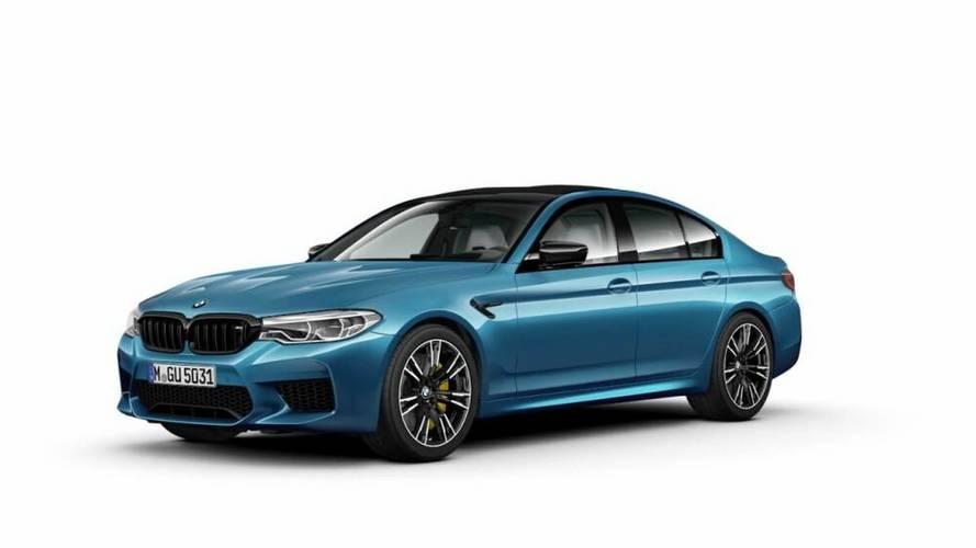 Tout ce qu'il faut savoir sur la BMW M5 Pack Competition