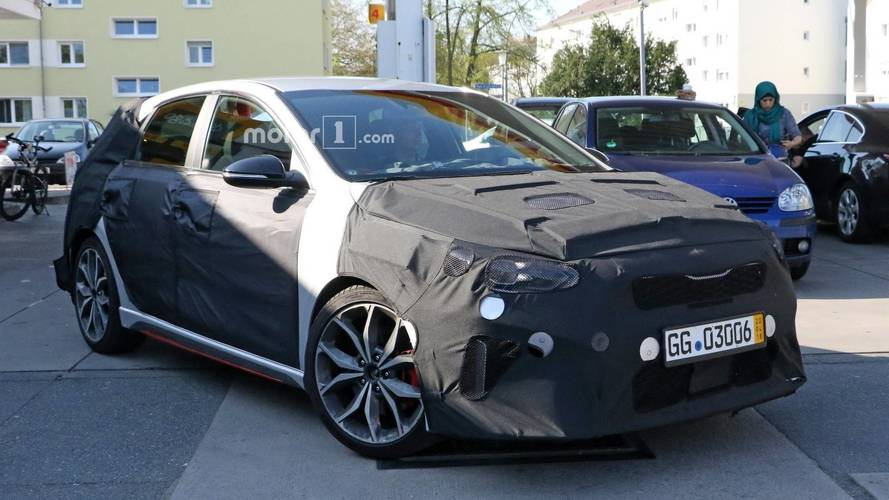 Kia Ceed GT Spied, Announced For 2019 Launch With About 200 HP