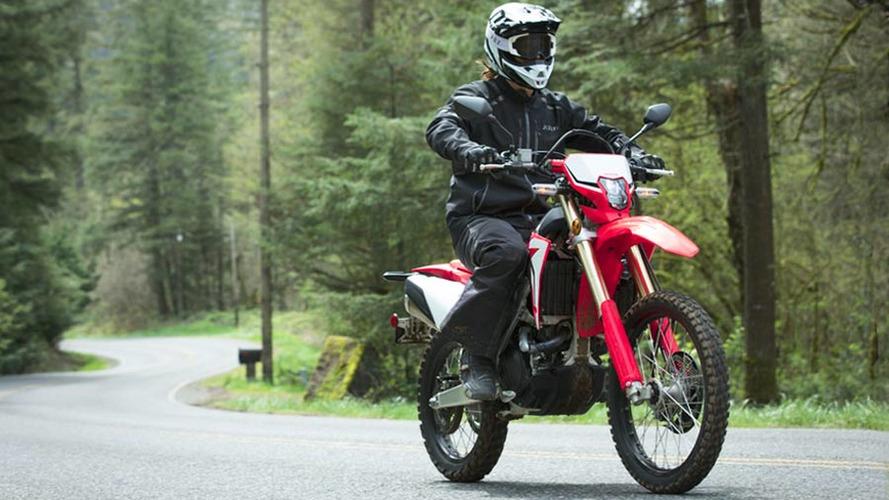 Honda CRF450L Motosikleti