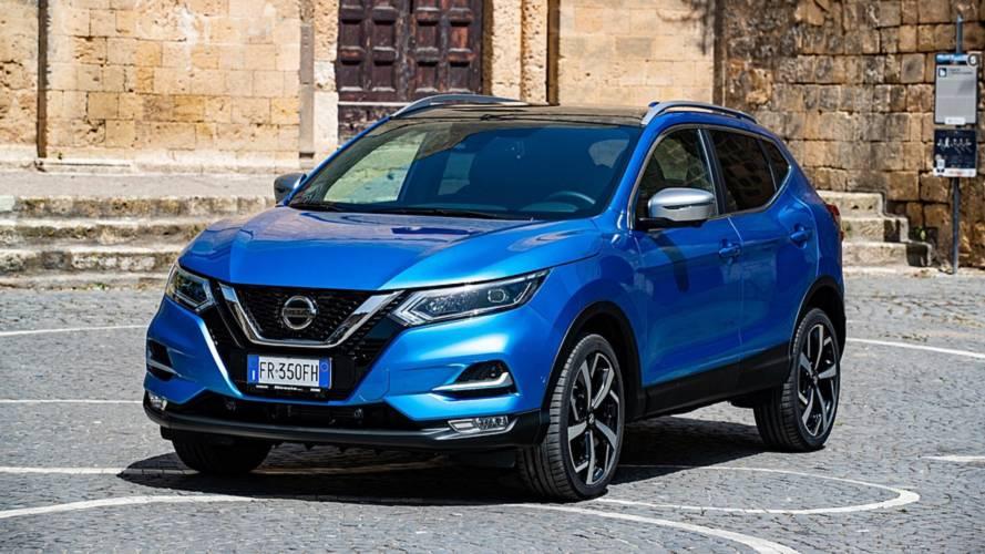 Nissan Qashqai, più autonoma con il ProPILOT