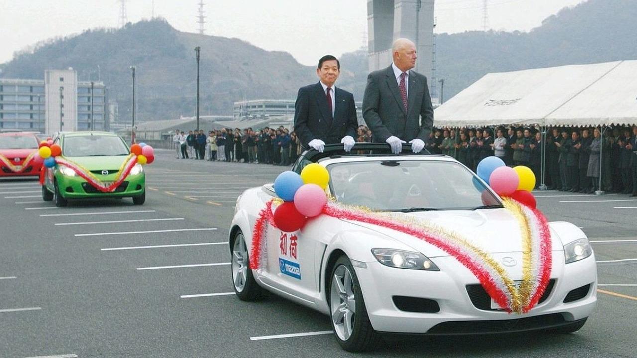 Mazda RX-8 Convertible