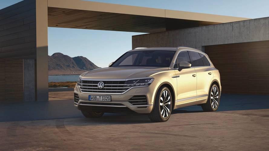 Order books open for V6 Volkswagen Touareg