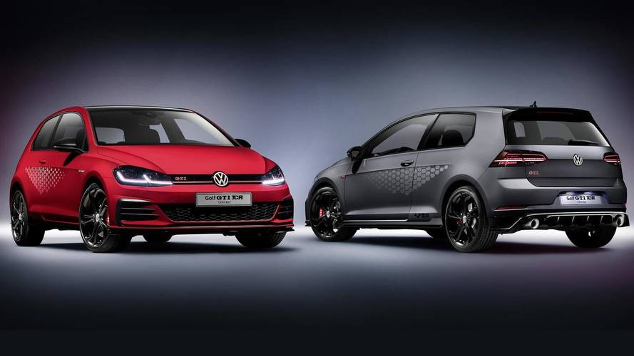 Volkswagen Golf GTI TCR Concept - L'ultime GTI