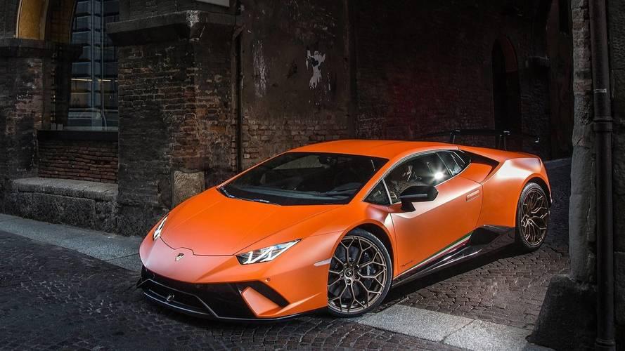 Des ventes records pour Lamborghini au premier semestre 2018