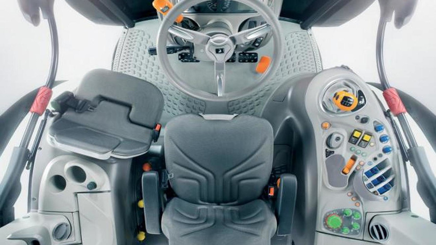 Lamborghini Nitro tractor revealed [video]