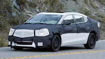 2010 Buick LaCrosse Spied